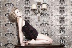 KS Paris Herbst/Winter 2013-2014 - Dessous - http://de.dentell.es/fashion/lingerie-12/l/ks-paris