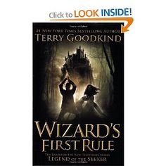 Wizard's First Rule: Terry Goodkind