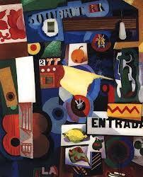 amadeu sousa cardoso quadros - portuguese artist XX century