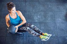 Bauchübungen ohne Sit-ups