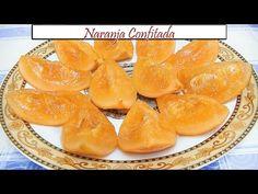 Naranja Confitada   Receta de Cocina en Familia - YouTube