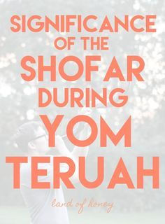 From Hebrew Yom Teruah translates as Day of the Sounding or Day of the Awakening Blasts. The sound in question coming from shofars (Vay. Yom Teruah, Yom Kippur, Biblical Symbols, Jewish High Holidays, Feasts Of The Lord, Jewish Festivals, Messianic Judaism, End Times Prophecy, Jewish Celebrations