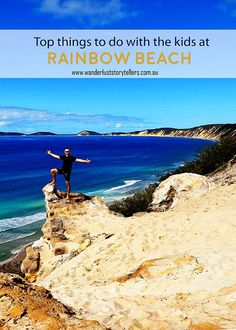 With a location so rich in Aboriginal legends and myths, it is understandable why these beautiful colours of Rainbow Beach are now seen and admired by people from right across the world. War Photography, Wildlife Photography, Australia Travel, Western Australia, Visit Australia, Travel With Kids, Family Travel, Legends And Myths, Beach Color