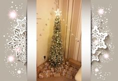 Deck the halls Make Bunting, Deck The Halls, Christmas Presents, Colours, Mini, Silver, Wedding, Xmas Gifts, Valentines Day Weddings