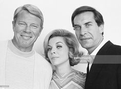 Impossible featuring from left Peter Graves as James Phelps, Barbara Bain as Cinnamon Carter and Martin Landau as Rollin Hand, May Get premium, high resolution news photos at Getty Images Spy Shows, Great Tv Shows, Old Tv Shows, Mission Impossible Tv Series, Peter Graves, Actor James, Stars Then And Now, Comedy Films, Sci Fi Movies