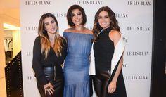 Super hype o lançamento da coleção de Verão 2017 da Le Lis Blanc em São Paulo e Rio de Janeiro, simultaneamente. Confira na www.flashesefatos.com.br