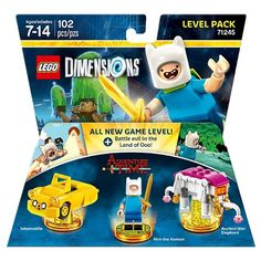 LEGO Dimensions Adventure Time Level Pack : Target