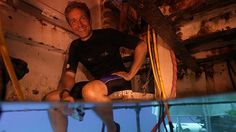 The REAL life aquatic: Grandson of Jacques Cousteau will spend 31 days living underwater off the Florida coast in a lab the size of a school bus Jacques Cousteau, Marine Archaeology, Intensive Training, Life Aquatic, Recorded Books, Zoology, Under The Sea, Aquarius, Underwater