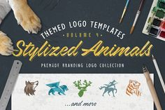 For sale. Only $39  #animal #logo #design #template #bundle #set #kit #branding #collection #business #logos #creative #modern #stylized #artistic #wild #unicorn #horse #seahorse #pixie #deer #wolf #howling #iguana #lion #Sphinx #dolphin #shark #monkey #rabbit #bunny #rhino #tiger #whale #lightning #speed #fashion #photography #consulting #veterinary #zoo #art #icon #symbol
