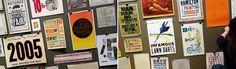 typo=Giant Wall of Letterpress Prints