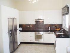 Glossy White Kitchen Cabinets for Elegant Kitchen: Awesome Full Kitchen Cabinet Doors White High Gloss Complete Daily Interior Design ~ enokae.com Kitchen Inspiration