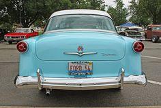 1954 Ford Customline 2-Door Sedan