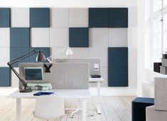 Functional creativity through sound-absorbing squares. Soneo Wall is a simple and yet stylish system of wall panels based on square, sound-absorbing and coated panels. The Soneo Wall panel is so simple in its style that it is the fabric that sets the tone of the product. The product provides a wide range of variations in …