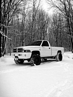 I prefer the quad cab but this looks slick Lowered Trucks, Ram Trucks, Dodge Trucks, Cool Trucks, Lifted Trucks, 2nd Gen Cummins, Diesel Trucks For Sale, Dodge Cummins Diesel, Single Cab Trucks
