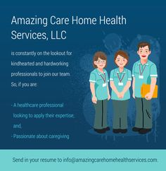 Amazing Care Home Health Services, LLC