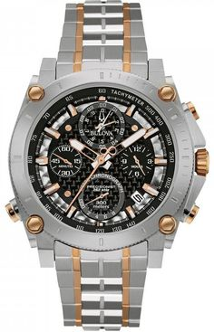 @bulova Watch Precisionist Chrono #2015-2016-sale #add-content #bezel-fixed #black-friday-special #bracelet-strap-steel #brand-bulova #case-depth-16-95mm #case-material-steel #case-width-44-5mm #chronograph-yes #date-yes #delivery-timescale-1-2-weeks #dial-colour-black #fashion #gender-mens #movement-quartz-battery #new-product-yes #official-stockist-for-bulova-watches #packaging-bulova-watch-packaging #sale-item-yes #style-sports #subcat-precisionist #supplier-model-no-98g256 #vip-exclusive…
