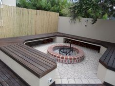 Awesome fire pit ideas for your backyard (29)