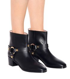 58a2168bc8b Stuart Weitzman - Expert leather ankle boots