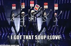 """Teen Top """"Soup I Love""""  HAHAHAHHAA this will forever be unheard"""