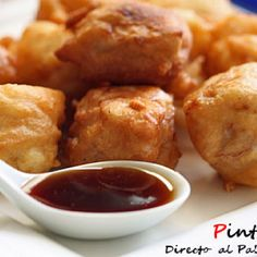 ... + images about Buñuelos on Pinterest | Recetas, Postres and Fritters