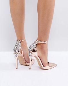 ASOS PALAIS Embellished High Heels
