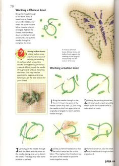 The complete illustrated stitch Encyclopedia ~ Craft , handmade blog