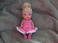 Ravelry: Free Sundress Crochet Pattern for Little Princess Doll pattern by Amy Carrico