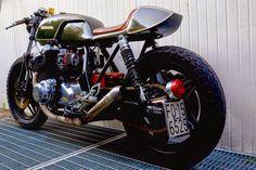 Honda CB:: Moto Veloci. | 8negro
