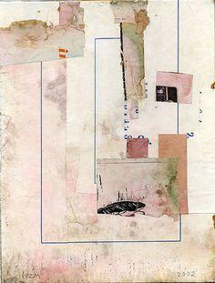 pink and blue series- 03-03 by pvzm/ Peter von zur Muehlen