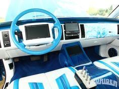 9496 Impala SS,Caprice, 9c1 Lower dash set reconditioned