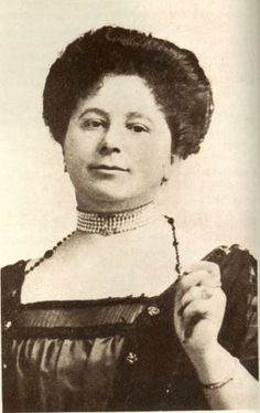 Baroness Orczy - Hungarian aristocrat and author of the Scarlet Pimpernel books