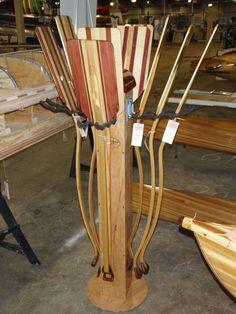 Wooden Kayak Custom Made The Wave - Ergonomic Canoe Paddle Canoe Camping, Canoe And Kayak, Canoe Paddles, Canoe Boat, Wooden Kayak, Wooden Paddle, Wooden Model Boats, Wood Boats, White Water Kayak