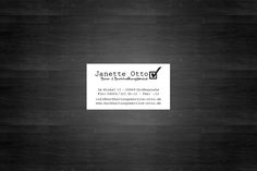 Print-Design, Briefbogen, Visitenkarten, Kurzmitteilungen, Flyer, Broschüre, Kataloge, und Aufkleber der Bloggerin und Wordpress-Expertin Daniela Müller von www.seiten-wechsel.org