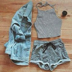 Cute Summer Outfits For Teens 31 , For More Fashion Visit Our Website cute summer outfits, cute summer outfits outfit ideas,casual outfits Cute Su. Fashion Mode, Look Fashion, Teen Fashion, Fashion Outfits, Fashion Trends, Fashion Ideas, Stylish Outfits, Womens Fashion, Unique Fashion