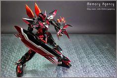 GUNDAM GUY: MG 1/100 Blitz Gundam - Painted Build