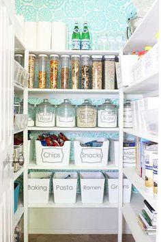 15 pantry organization ideas