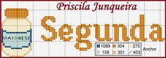 Priscila Junqueira Ponto Cruz: Semaninha de Maionese