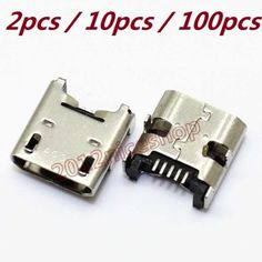 10pcs GinTai Laptop Micro USB Charging Sync Port Replacement for Acer Iconia B1-730 Tablet B1-730 HD
