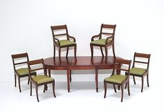 Dennis Jenvey dining set