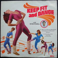 Peter Powell – Keep Fit And Dance.