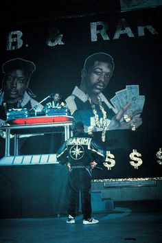 Eric B. & Rakim by Ricky Powell