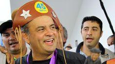 AÉCIO PRESIDENTE! Em centro nordestino no Rio, Aécio apela a Padre Cícero e alfineta Marina - Brasil - Notícia - VEJA.com