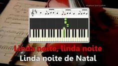 Canção de natal tradicional do Algarve. Karaoke com pauta.