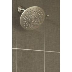 MOEN Velocity Two Function 8 in. Diameter Eco Performance 2-Spray Showerhead in Chrome-S6320 at The Home Depot