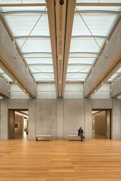 Gallery of Kimbell Art Museum Expansion / Renzo Piano Building Workshop - 2