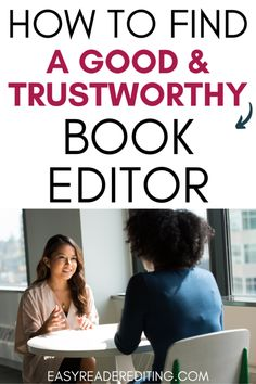 When you're looking for the right editor for your book, you don't want to trust the job to just anyone. Here are a few basics to look for that will set your mind at ease and help you find the best editor for YOU. #bookeditor #editor #novelwriting #writingadvice #writingtips Writing Styles, Writing Advice, Old Quotes, Great Quotes, Authors, Writers, Easy Reader, Find A Book, Word Of Mouth