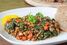 sundried tomato lentils