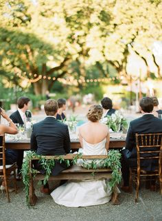 Gilroy, California Ranch Wedding  Read more - http://www.stylemepretty.com/2014/02/20/gilroy-california-ranch-wedding/