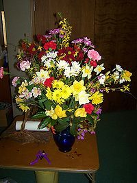 Flower Communion - Wikipedia, the free encyclopedia So looking forward to Flower Communion this year 2014