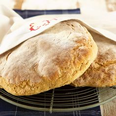 Bread Recipes, Baking Recipes, Bread Board, Bread Rolls, Sweet And Salty, Bread Baking, Baked Goods, Food And Drink, Pie